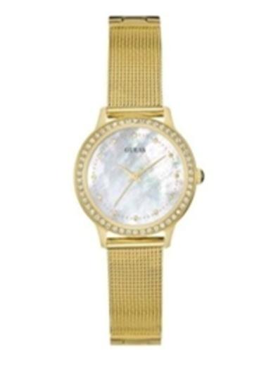 Guess Guw0647L3 Kadın Kol Saati Sarı